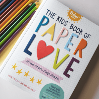 The Kids' Book of Paper Love (Giveaway!)