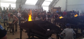 Archive: Two farriers look back at their time at the Calgary Stampede