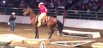 Missouri's Runt Rageth and his horse Burdock win Cowboy Up! competition