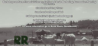 RRC's – Rolling Hills Ag Day to have workshops, crop and livestock tours and more