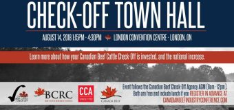 Canadian Beef Industry Conference to include open house on beef research