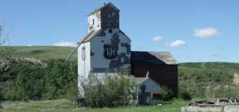 Vanishing Sentinels: A map into the history of grain elevators in Canada