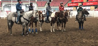 A great family to be a part of: Stampede 4-H Rodeo competitor
