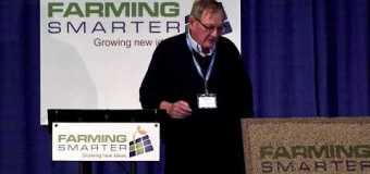 Farming Smarter: Farming for healthy soils