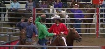 Armstrong brothers corral top spot in Open Class Team Cattle Penning with blazing time