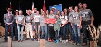 Southern Alberta farm families honoured at Calgary Stampede