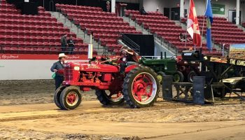 2f413504d36 Vintage tractor enthusiasts pull and swap stories at Calgary Stampede