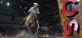 Rushing takes home Cowboy Up! crown at Calgary Stampede