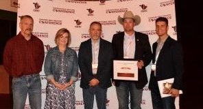 BCRC: Dr. John Campbell receives 2019 Canadian Beef Industry Award for Outstanding Research and Innovation