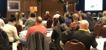 Alberta agricultural fieldmen gather for In-Service Training as they mark 75 years