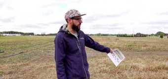 Farming Smarter: Plot Shots – Cover Crop Trial