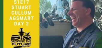 Growing the Future Podcast: Stuart Cullum