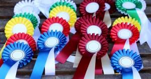 Livestock Care Conference - Award Ribbon