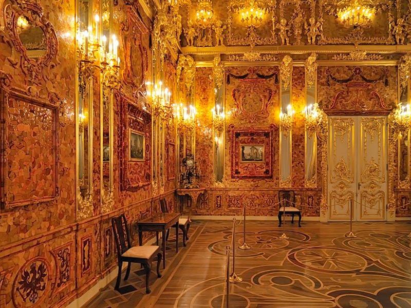 Il Palazzo di Caterina a San Pietroburgo Come comprare i biglietti di entrata online