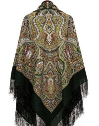 Wool shawl ''Spanish''