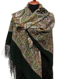 Wool shawl ''Spanish'' | RusClothing.com