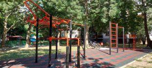 фитнес площадка (Medium)