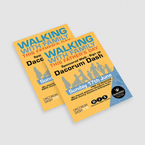 A7 Flyers and Leaflets Printing in Harrow, UK - A7 Flyer & Leaflet Printing Free Delivery