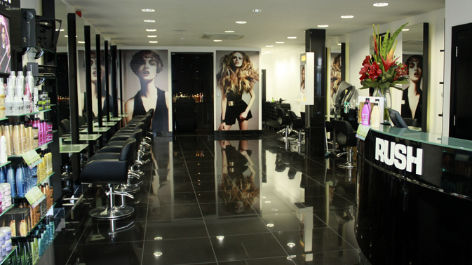 Hammersmith  Rush Hair Salon  Book Now