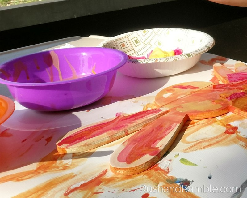 3 Fun And Easy Toddler Friendly Easter Crafts Rush Ramble