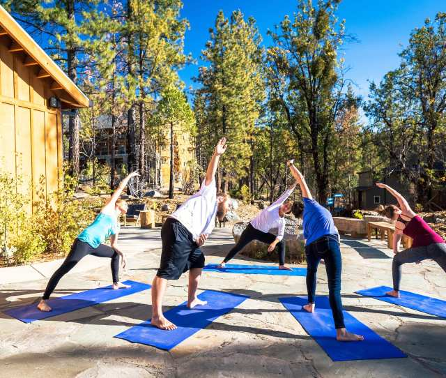 Group Yoga Kim Carroll