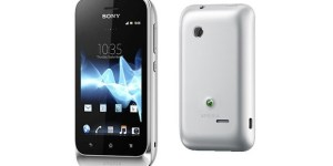 Sony Xperia Tipo : Budget Android SmartPhone