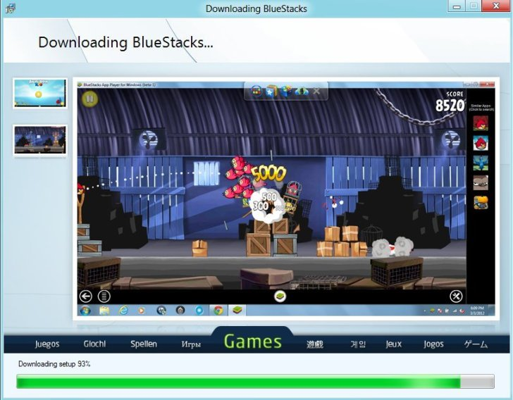 Fix Bluestacks Error 1406