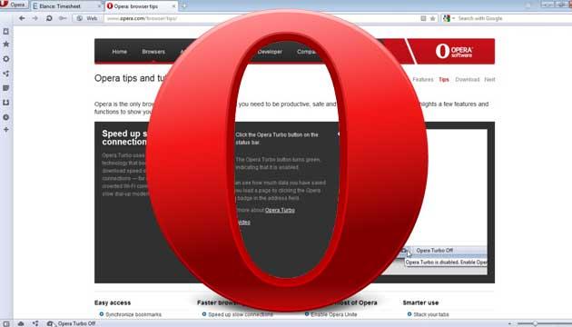 opera mini for pc free download