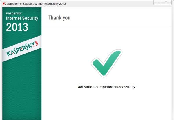 Kaspersky Internet Security 2013 License Keys
