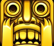 Temple Run for Nokia Asha Touchscreen Smartphones