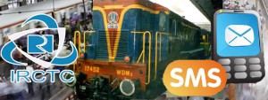 Book Train Tickets Using SMS 2013 Quickly – July Onwards