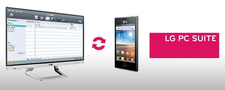 LG Mobile PC Suite