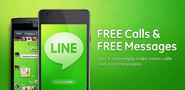 Whatsapp Alternatives 2013 - Line App