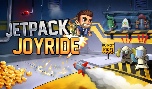 Jetpack Joyride for PC Free Download