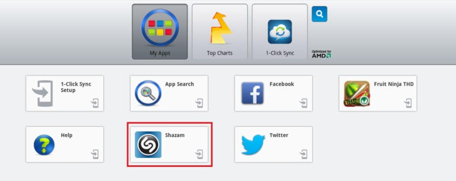 Shazam for pc bluestacks