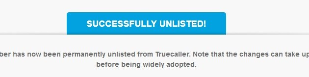 How to Remove Your Mobile Number from Truecaller - 2
