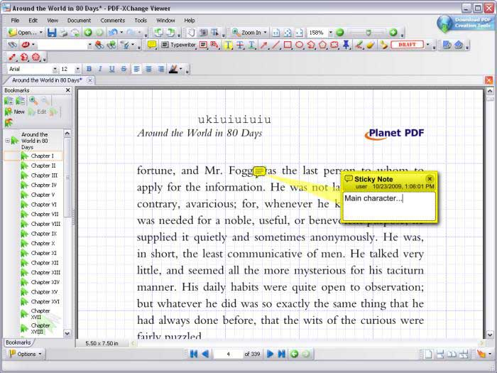 How to Edit PDF Files For Free using PDFXchange viewer