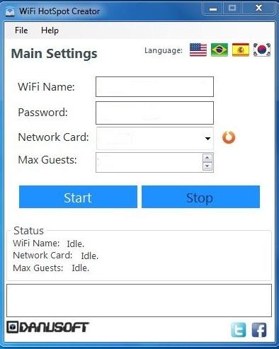 How to Turn Windows 8 PC or Laptop into WiFi Hotspot - WiFi Hotspot creator