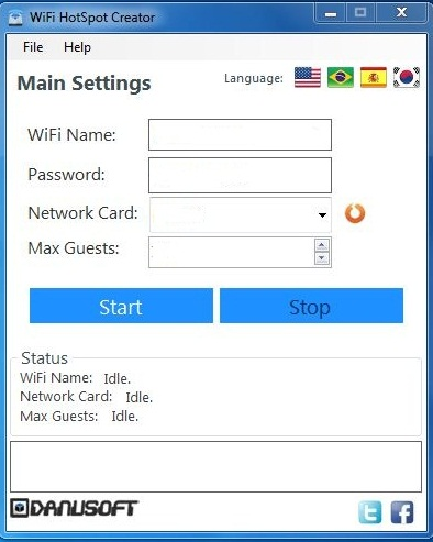 How to Turn Windows 8 PC or Laptop into WiFi Hotspot - WiFi Hotspot creator