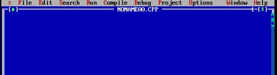 Turbo-C++-For Windows 8 and Windows 7
