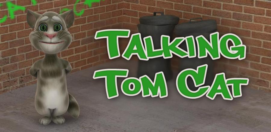 Talking Tom for Nokia Asha 501, 305, 306, 308, 311, 301, 206