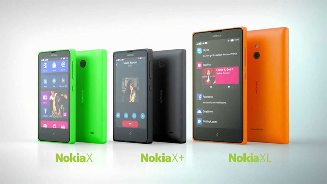 All you need to know about the difference between Nokia X & Nokia X+