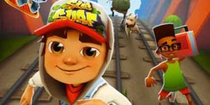 Subway Surfers for lumia 520, 620, 625, 720 (512MB RAM)