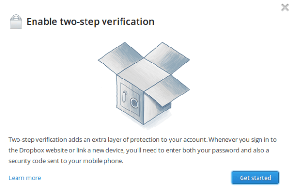 Dropbox Tricks 2014 - Extra layer of Security