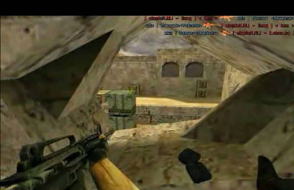 Counter Strike Left Hand Problem fix