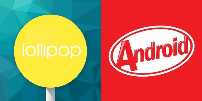 How to Downgrade lollipop to kitkat on nexus