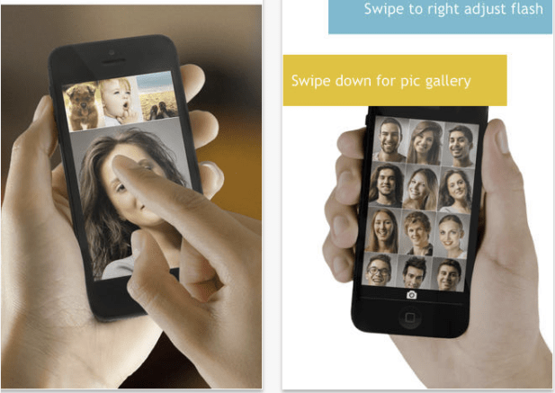 Best Selfie Apps for Iphone iOS
