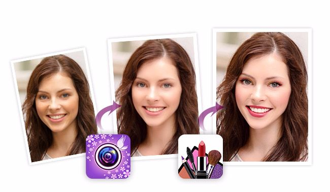 Best Selfie Apps for Android - Youcam