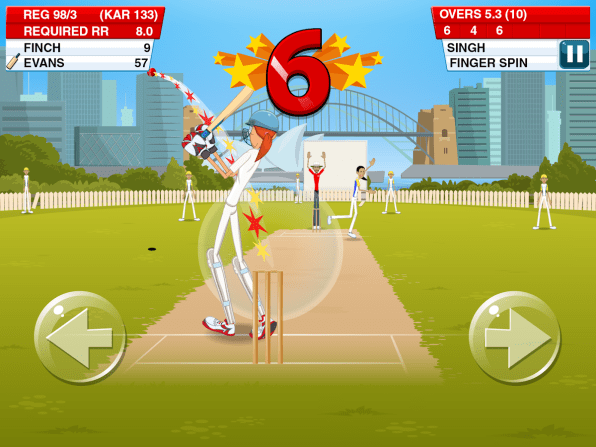 Stick Cricket 2 for PC Free Download
