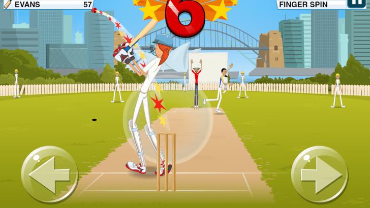 Stick Cricket 2 for PC Windows 10/8.1/8/7 : Offline Download